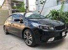 Cần bán gấp Kia Cerato 1.6AT sản xuất 2017, màu đen