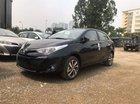 Bán Toyota Yaris sản xuất năm 2018, màu đen, 650 triệu