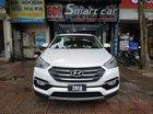 Cần bán lại xe Hyundai Santa Fe năm sản xuất 2018, màu trắng