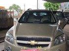 Cần bán Chevrolet Captiva năm sản xuất 2010, màu vàng như mới