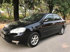 Cần bán lại xe Toyota Corolla altis G đời 2003, màu đen chính chủ