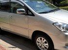 Bán Toyota Innova G 2.0 số sàn, đời T9/ 2009 màu bạc, 1 đời chủ sử dụng tuyệt đẹp