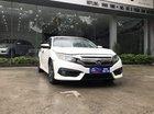 Bán Honda Civic 1.8E năm sản xuất 2018, màu trắng, xe nhập