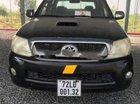 Bán xe Toyota Hilux 3.0G 4x4 MT đời 2009, màu đen