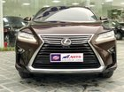 Bán xe Lexus RX 350 năm sản xuất 2017, màu nâu, nhập khẩu chính hãng, bảo hành 03 năm tại Lexus VN. LH 093.798.2266
