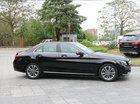 Bán Mercedes C200 đăng kí 2018, màu đen, hộp số 9 cấp, call 0934299699, chính hãng xuất hóa đơn cao
