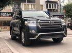 Cần bán Toyota Land Cruiser VX 5.7 2016, màu đen, xe nhập tuyệt đẹp