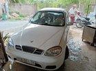 Cần bán gấp Daewoo Lanos MT năm 2003, màu trắng, nhập khẩu, máy móc êm ru
