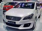 Bán Suzuki Ciaz đời 2019, màu trắng, xe nhập, giá 499tr