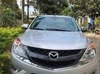 Bán Mazda BT 50 3.2L đời 2013, màu bạc, xe nhập, số tự động