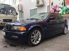 Bán xe BMW 318i đời 2001, màu xanh, xe gia đình đi