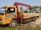Bán xe cứu hộ giao thông 3.5 tấn sàn trượt, có cẩu đời 2011