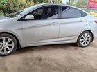 Cần bán lại xe Hyundai Accent 2014, màu bạc, nhập khẩu