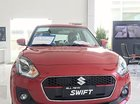 Bán xe Suzuki Swift GLX 1.2 AT sản xuất 2018, màu đỏ, xe nhập Nhật Bản