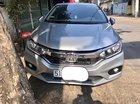 Cần bán xe Honda City TOP đời 2017, màu bạc, xe bao test hãng không va chạm