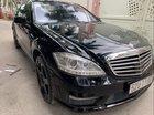 Cần bán lại xe Mercedes S550 đời 2008, màu đen, nhập khẩu