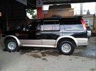 Cần bán lại xe Ford Everest đời 2005, màu đen, nhập khẩu xe gia đình