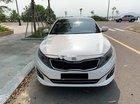 Cần bán Kia Optima 2.0 AT đời 2014, màu trắng, xe nhập, giá tốt