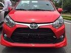Cần bán xe Toyota Wigo sản xuất năm 2019, màu đỏ, nhập khẩu nguyên chiếc