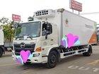 Bán xe tải Hino đông lạnh FG 8 tấn thùng dài 7m9
