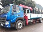 Bán xe tải cẩu Thaco 7300 kg gắn cẩu 5 tấn