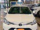 Bán Toyota Vios 1.5E CVT AT 2017, xe bán tại hãng Ford An Lạc