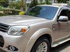 Bán Ford Everest máy dầu 2.5 số sàn model 2014 đời T12/2013, màu ghi vàng mới 90%