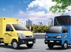 Bán xe tải 990kg - phun xăng điện tử - Euro4 - máy lạnh sẵn - hỗ trợ trả góp lên tới 70-75% - lấy xe liền