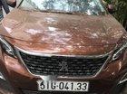 Cần bán xe Peugeot 3008 2018, màu nâu