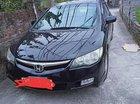 Cần bán Honda Civic đời 2006, màu đen, nhập khẩu nguyên chiếc
