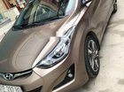 Bán xe Hyundai Elantra năm sản xuất 2015, màu nâu, nhập khẩu chính chủ, 600tr
