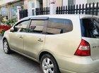Bán ô tô Nissan Grand livina sản xuất năm 2011, màu vàng, chính chủ giá cạnh tranh