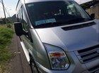 Cần bán Ford Transit 2014, xe màu bạc