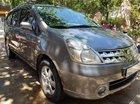 Cần bán Nissan Grand Livina đời 2011, màu xám, xe nhập