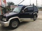 Cần bán lại xe Isuzu Trooper năm sản xuất 2002, màu đen, xe nhập, giá 130tr