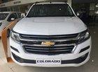 Cần bán Chevrolet Colorado LTZ năm sản xuất 2018, màu trắng, nhập khẩu