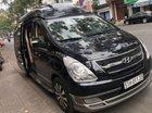 Bán Hyundai Grand Starex sản xuất năm 2014, màu đen