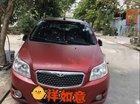 Bán xe Daewoo GentraX sản xuất năm 2010, màu đỏ, nhập khẩu nguyên chiếc