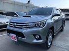 Xe Toyota Hilux 3.0AT 2016, màu bạc, nhập khẩu, giá chỉ 690 triệu