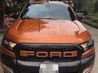 Bán xe Ford Ranger Wildtrak 3.2L 4x4 AT đời 2016, màu nâu, nhập khẩu Thái