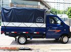 Bán xe tải Dongben 810KG thùng bạt, giá cạnh tranh, thủ tục nhanh