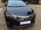Cần bán gấp Toyota Corolla altis năm sản xuất 2016, màu đen