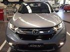 Bán xe ô tô Honda CR-V bản L, màu bạc giao ngay, tặng full options trong tháng