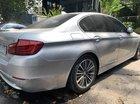 Cần bán BMW 5 Series 523i 2011, màu bạc, nhập khẩu như mới