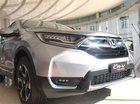 Bán Honda CR V 1.5 E Turbo 2019, màu bạc, nhập khẩu, 983tr