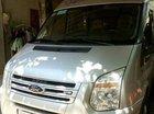 Cần bán gấp Ford Transit đời 2014, màu bạc