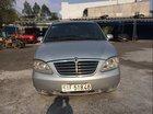 Bán Ssangyong Stavic 2008, màu bạc, xe nhập, 290 triệu