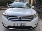 Cần bán xe Toyota Highlander SE sản xuất 2011, màu trắng, xe nhập