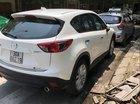 Cần bán gấp Mazda CX 5 đời 2015, màu trắng