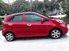 Cần bán xe Kia Morning 1.25 sản xuất 2016, màu đỏ